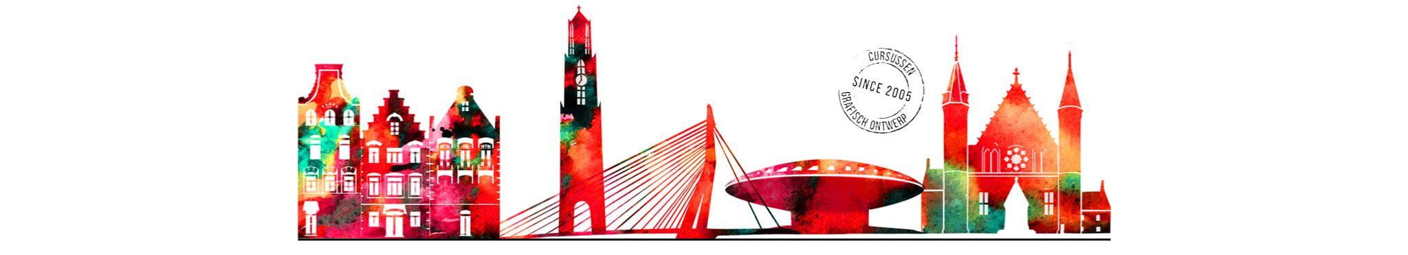 Cursussen Grafisch ontwerp Art City