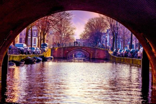 Leer ontwerpen in Amsterdam.