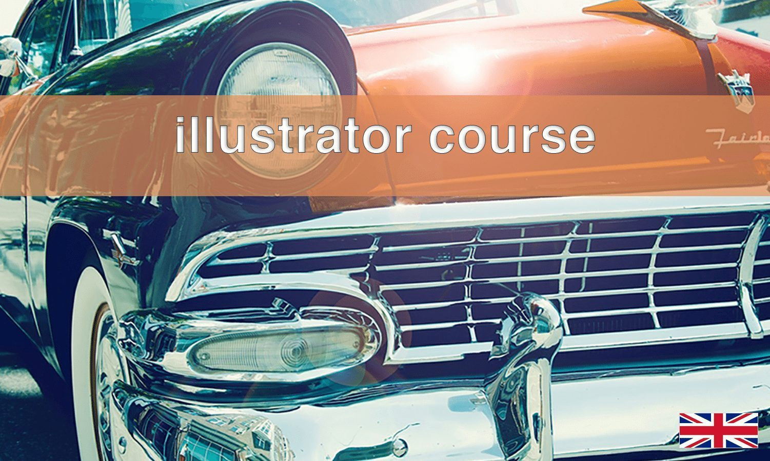 illustrator course in English in The Hague, The Netherlands