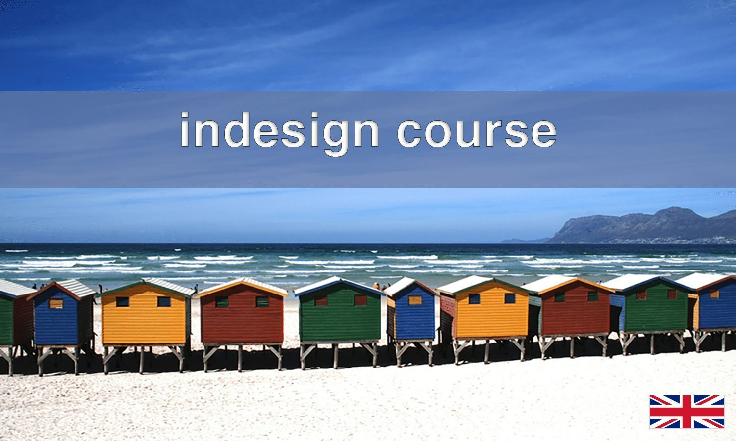 InDesign Course | Beginners | private lessons | 2nd student 50% discount